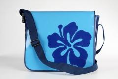 Handtasche-blau